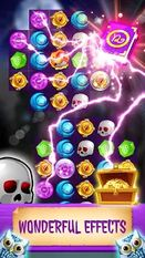 Скачать бесплатно Magic Jewels Legend: New Match 3 Games (Взлом много монет) на Андроид